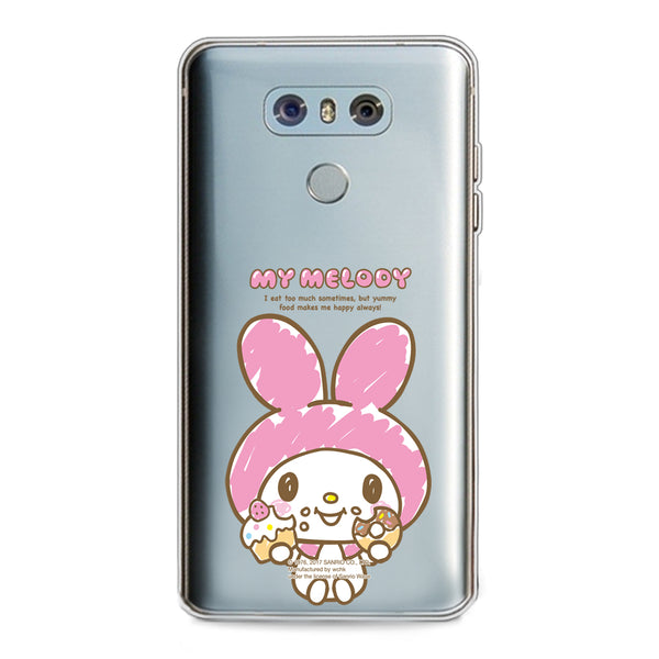 My Melody Clear Case (MM102)