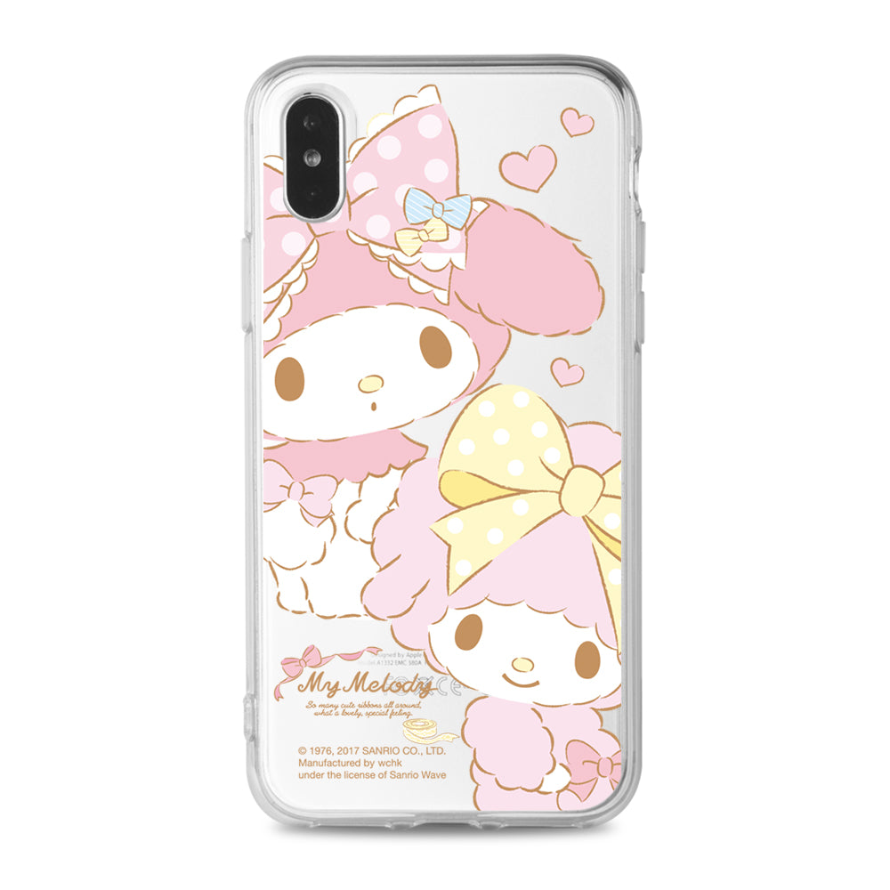 My Melody Clear Case (MM108)