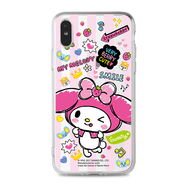My Melody Clear Case (MM109)