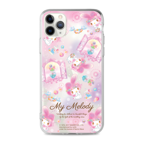 My Melody Clear Case (MM112)