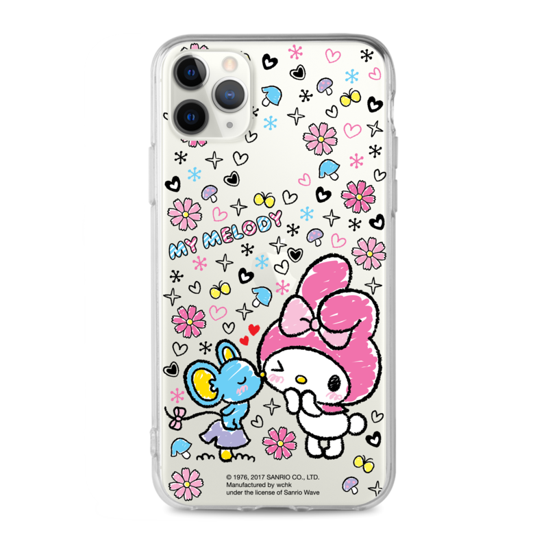 My Melody Clear Case (MM118)