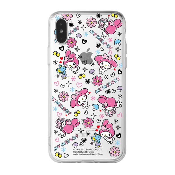 My Melody Clear Case (MM119)
