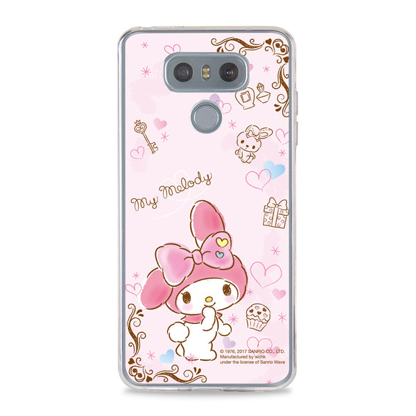 My Melody Clear Case (MM122)