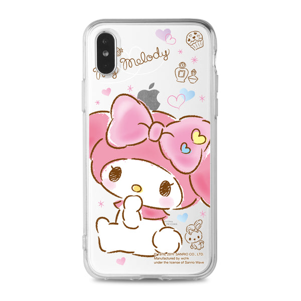 My Melody Clear Case (MM124)