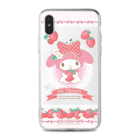 My Melody Clear Case (MM125)