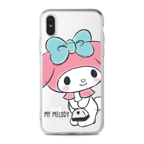 My Melody Clear Case (MM131)