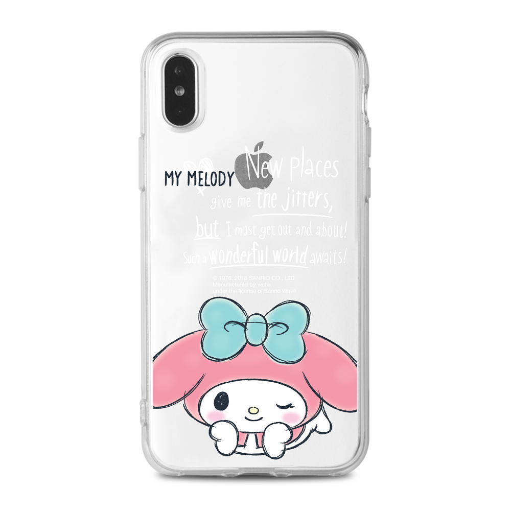 My Melody Clear Case (MM133)