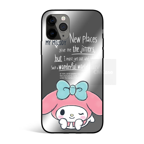 My Melody Mirror Jelly Case (MM133M)