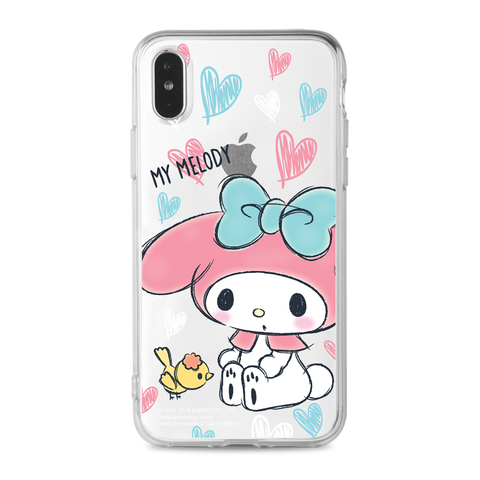 My Melody Clear Case (MM134)