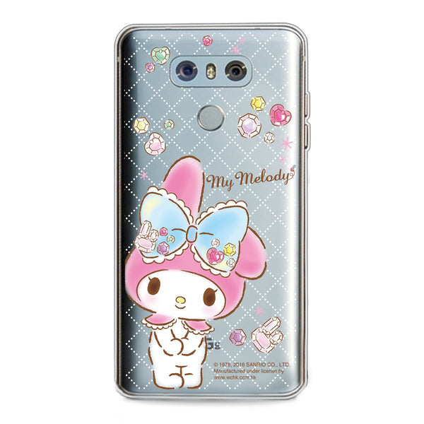 My Melody Clear Case (MM82)