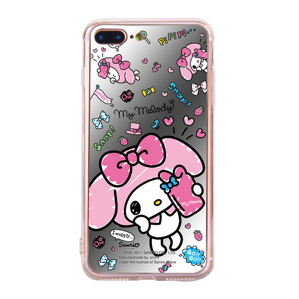 My Melody Mirror Jelly Case (MM92M)