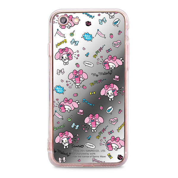 My Melody Mirror Jelly Case (MM93M)