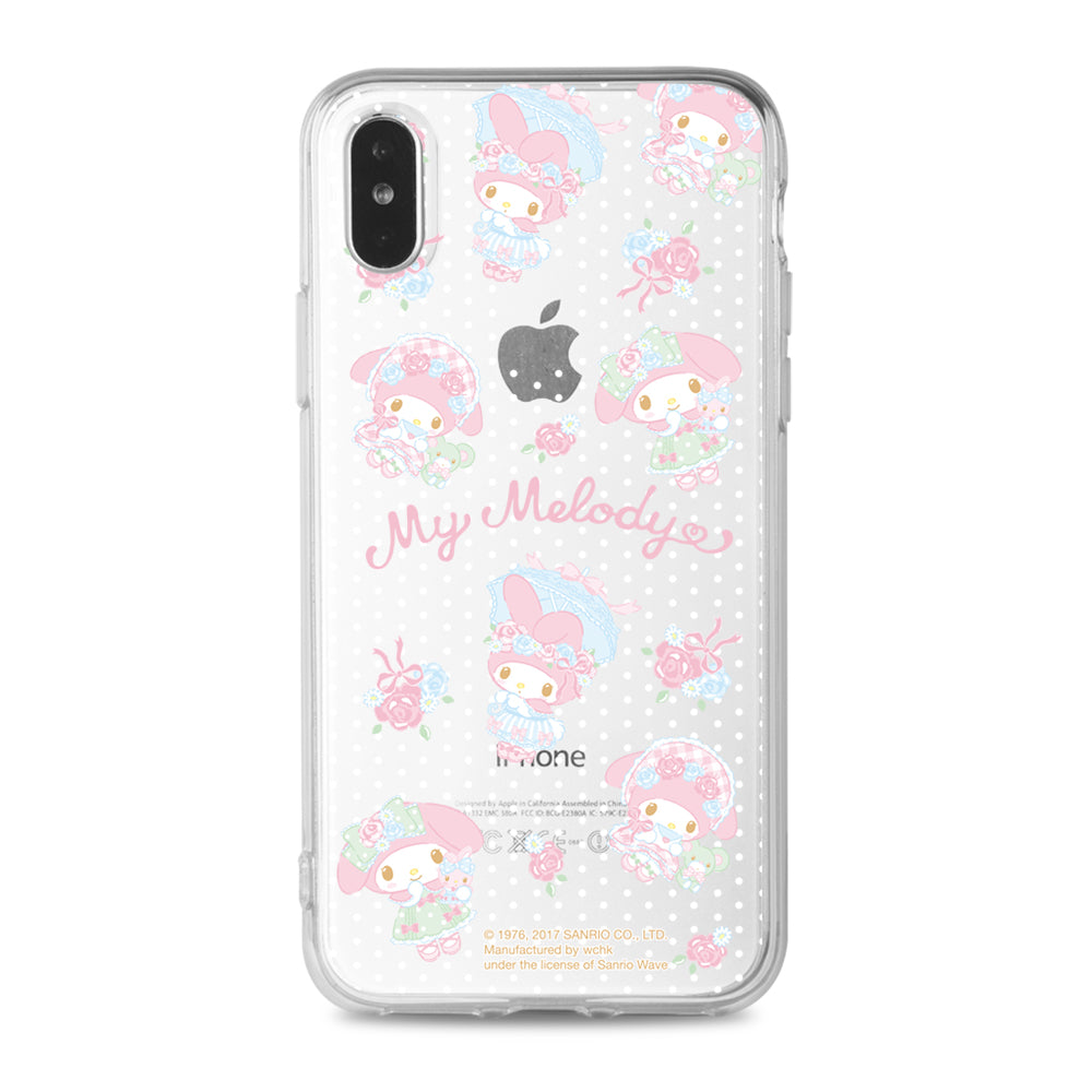 My Melody Clear Case (MM98)