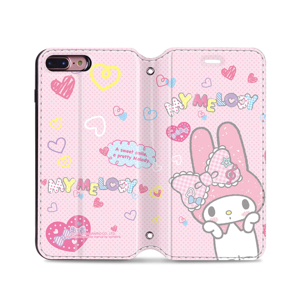 My Melody Leather Flip Case (MMCM01)