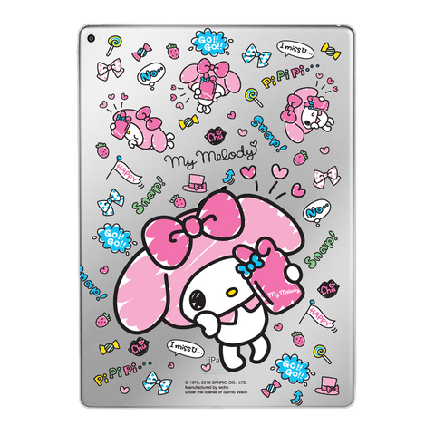 My Melody iPad Case (MMTP92)