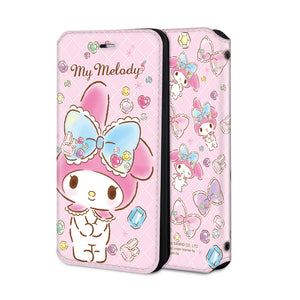 My Melody Leather Flip Case (MMTW02)
