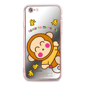 Osaru No Monkichi Mirror Jelly Case (OM83M)