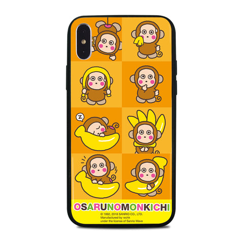 Osaru No Monkichi Glossy Case (OM96G)