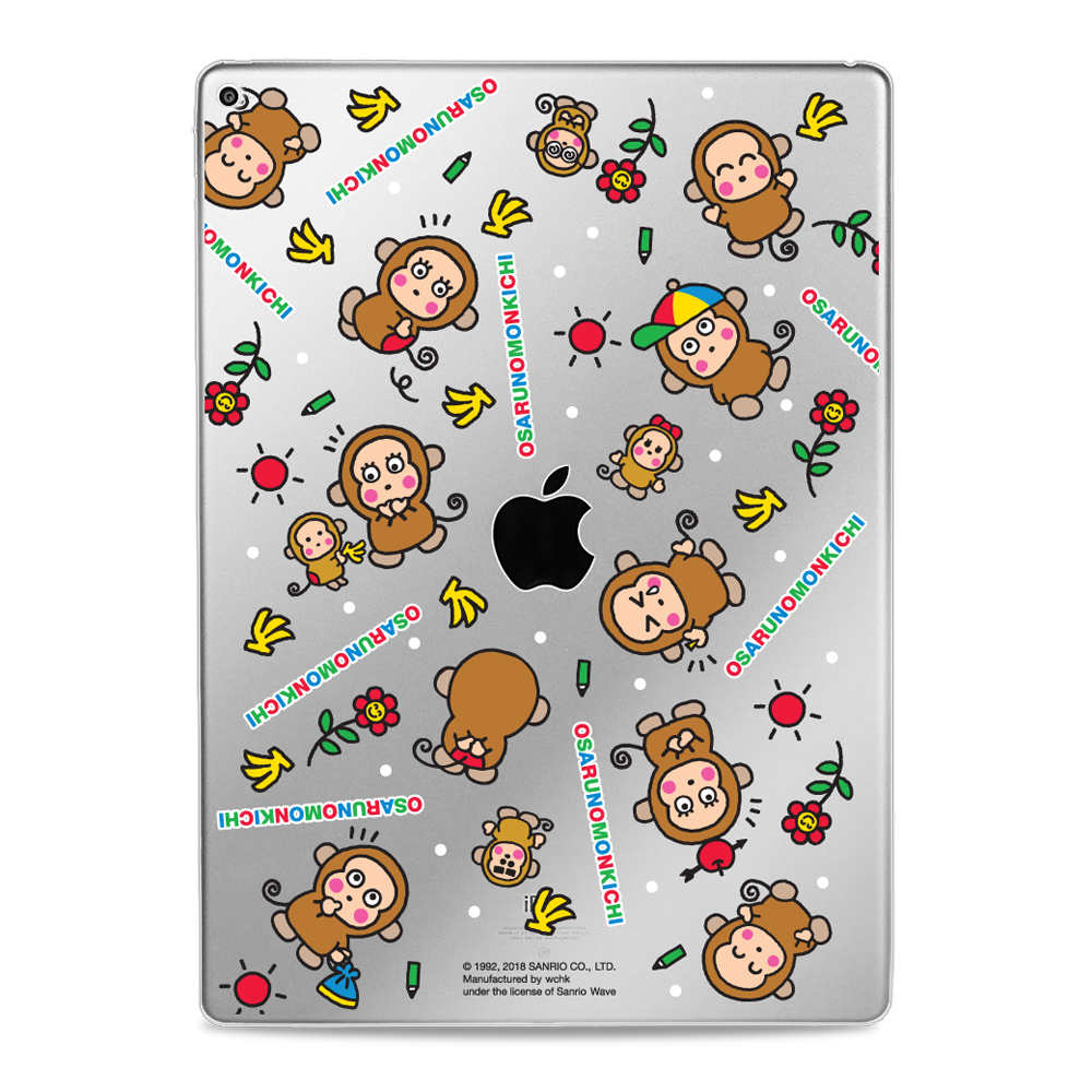 Osaru No Monkichi iPad Case (OMTP84)