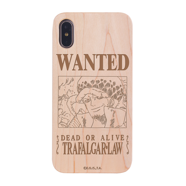 One Piece Wooden Case (OP78W)