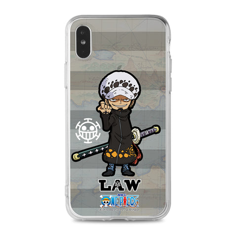 One Piece Clear Case (OP-912)