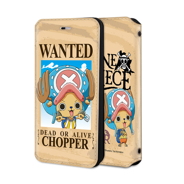 One Piece Leather Flip Case (OP-Luffy-002)