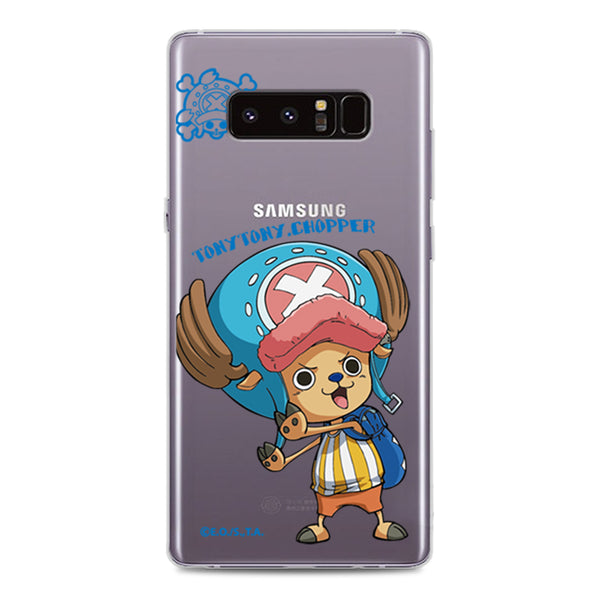 One Piece Clear Case (OP-51)