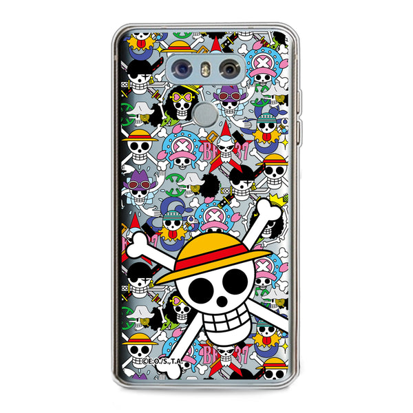 One Piece Clear Case (OP-56)
