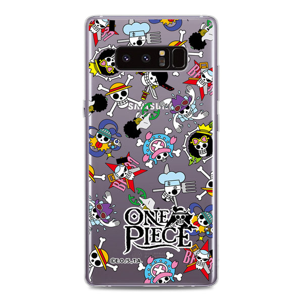 One Piece Clear Case (OP-57)