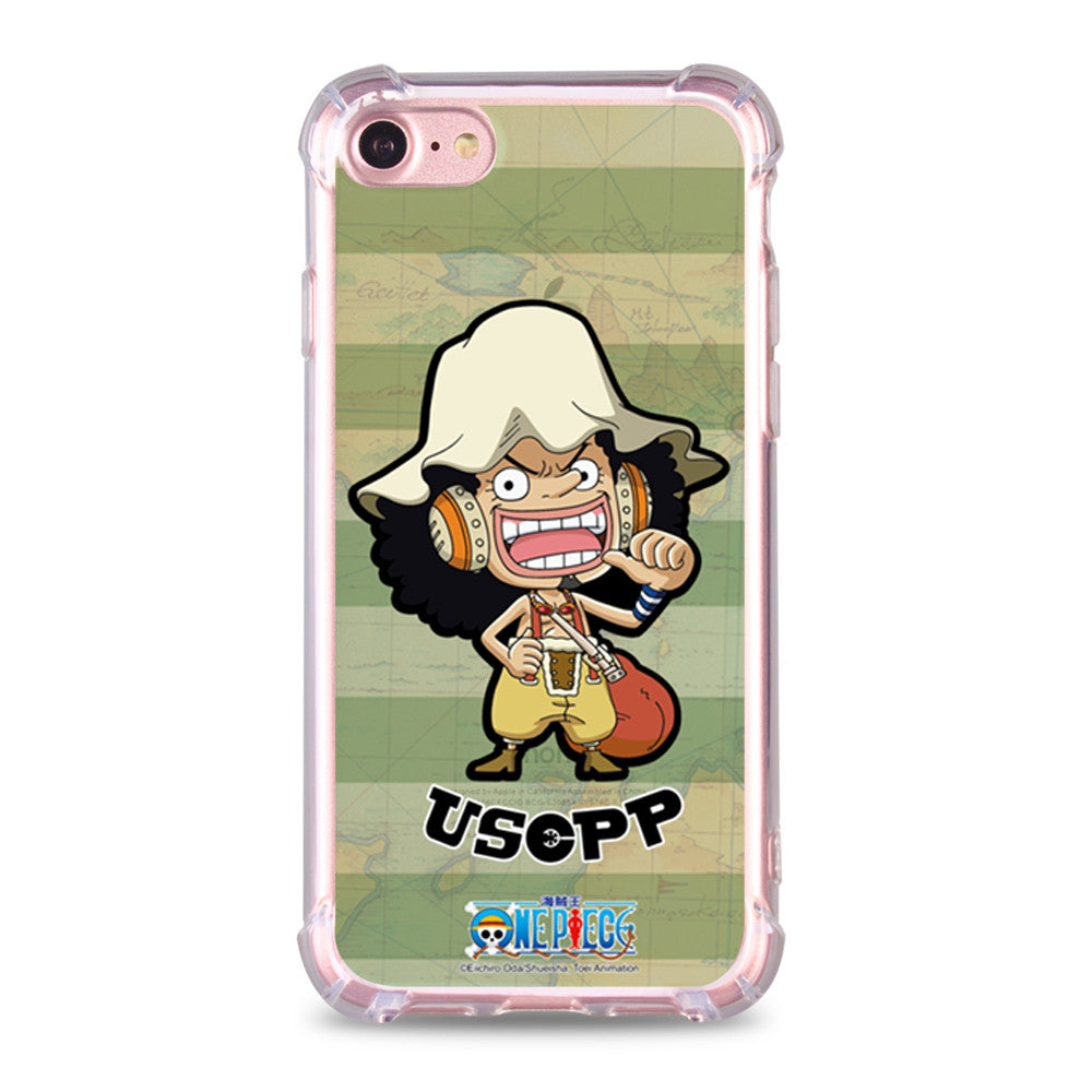 One Piece Clear Case (OP-908)