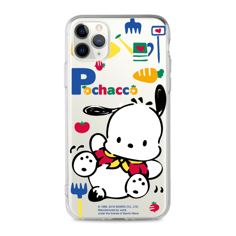 Pochacco Clear Case (PC112)