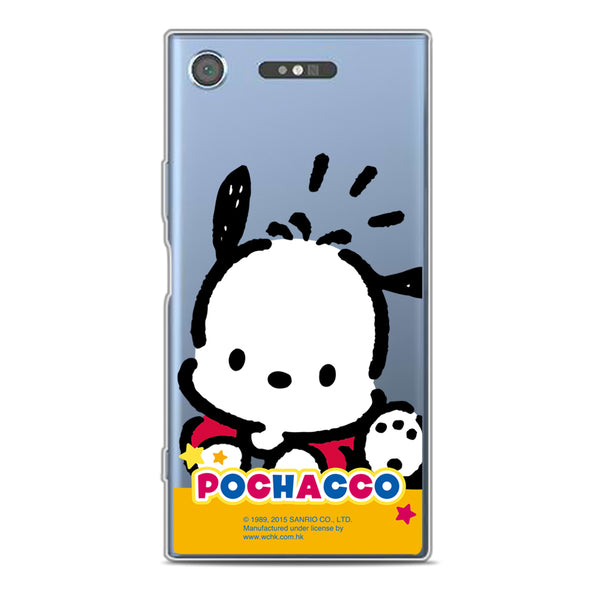 Pochacco Clear Case (PC81)