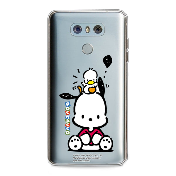 Pochacco Clear Case (PC97)