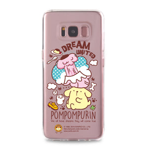 Pom Pom Purin Clear Case (PN83)