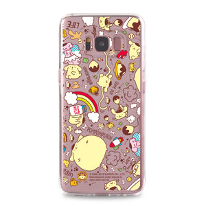 Pom Pom Purin Clear Case (PN84)