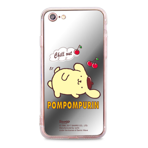Pom Pom Purin Mirror Jelly Case (PN89M)