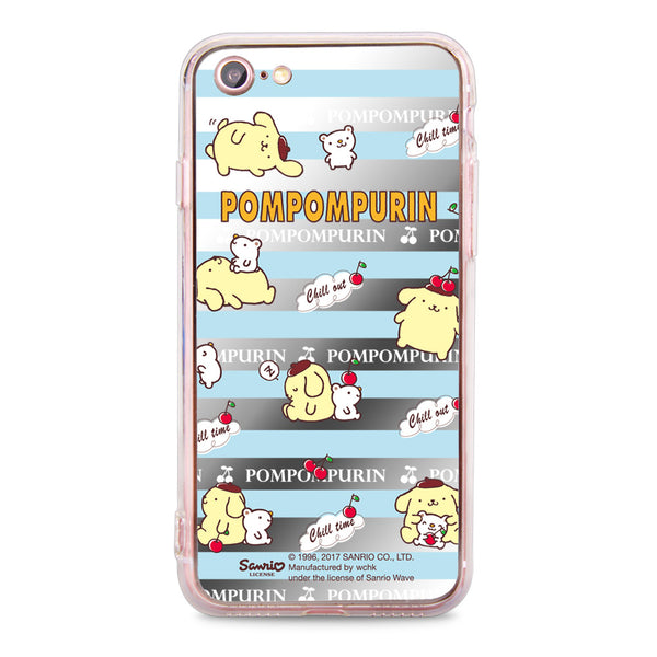 Pom Pom Purin Mirror Jelly Case (PN90M)