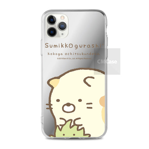 Sumikko Gurashi Mirror Jelly Case (SG84M)