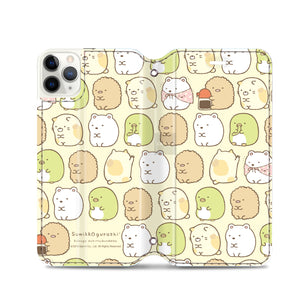 Sumikko Gurashi Leather Flip Case (SGCM01)