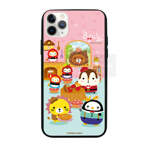 Squly & Friends Glossy Case (SNF81G)