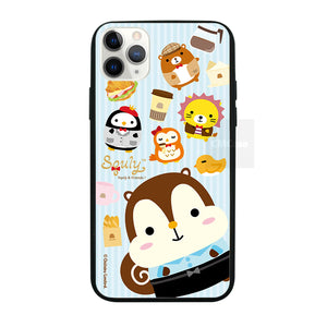 Squly & Friends Glossy Case (SNF83G)