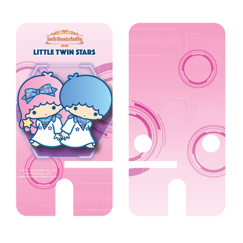 Sanrio Ranking 2019 (SR257A) Little Twin Stars (Phone Stand)