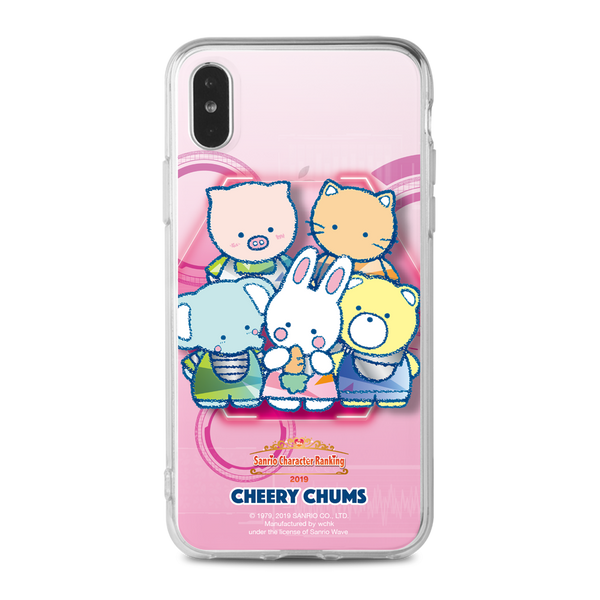 Sanrio Ranking 2019 (SR281) Cherry Chums
