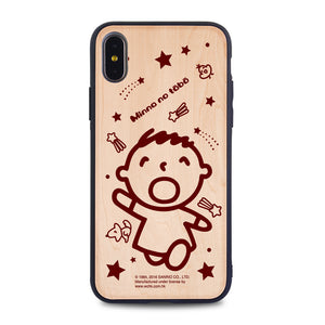 Minna no Tabo Wooden Case (TA88W)