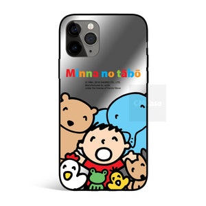Minna no Tabo Mirror Jelly Case (TA91M)