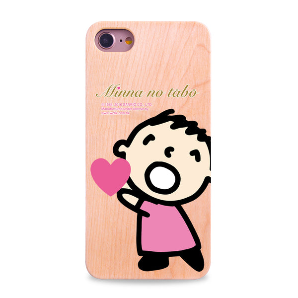 Minna no Tabo Wooden Case (TA91W)
