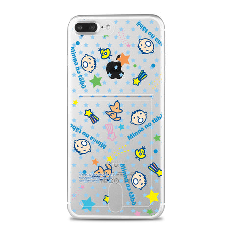 Minna no Tabo Jelly Card Case (TACH82)