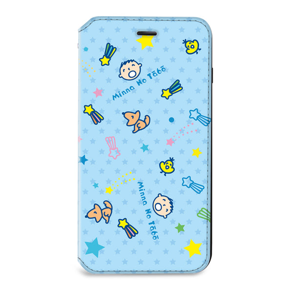 Minna no Tabo Leather Flip Case (TACM05)