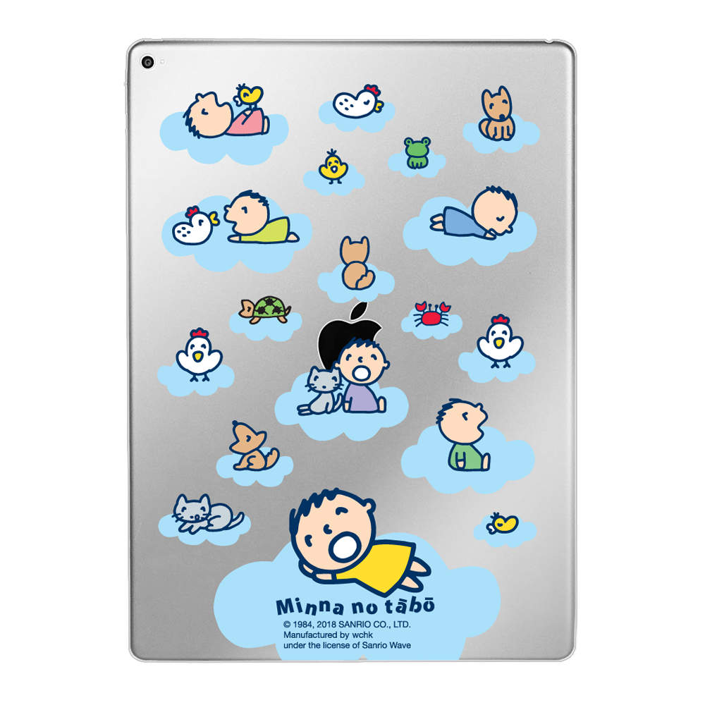 Minna no Tabo iPad Case (TATP87)