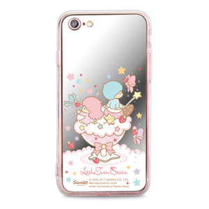 Little Twin Stars Mirror Jelly Case (TS103M)